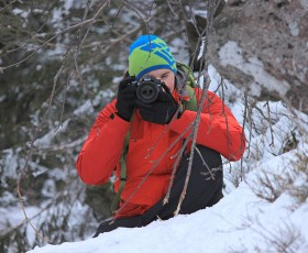 Winter Wandertour mit Foto-Workshop